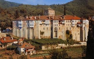 Монастырь Хилaндар