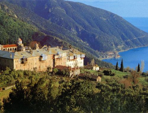 Монастырь Ксиропотам