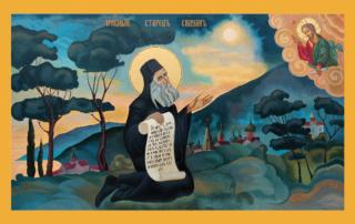 Мощи преподобного Силуана Афонского впервые будут принесены в  города России и Белоруссии