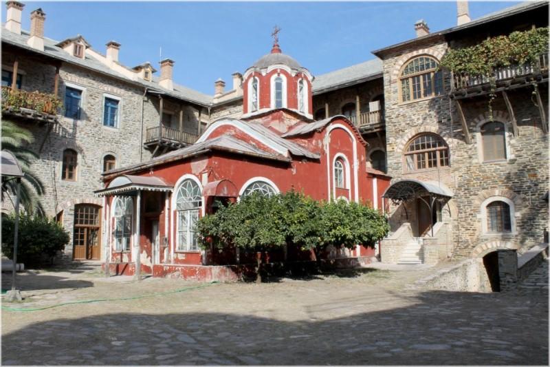 Собор Преподобных Иверского монастыря